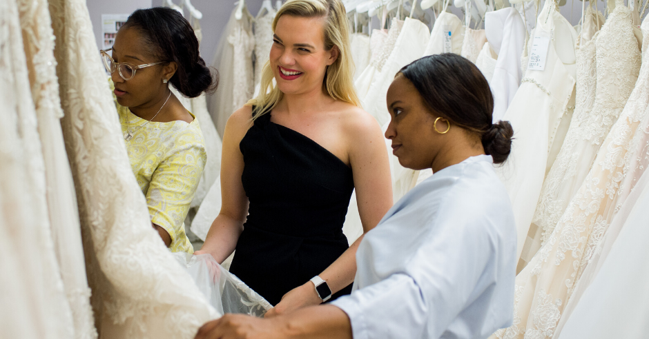 Questions You Should Ask Your Consultant While Wedding Dress Shopping
