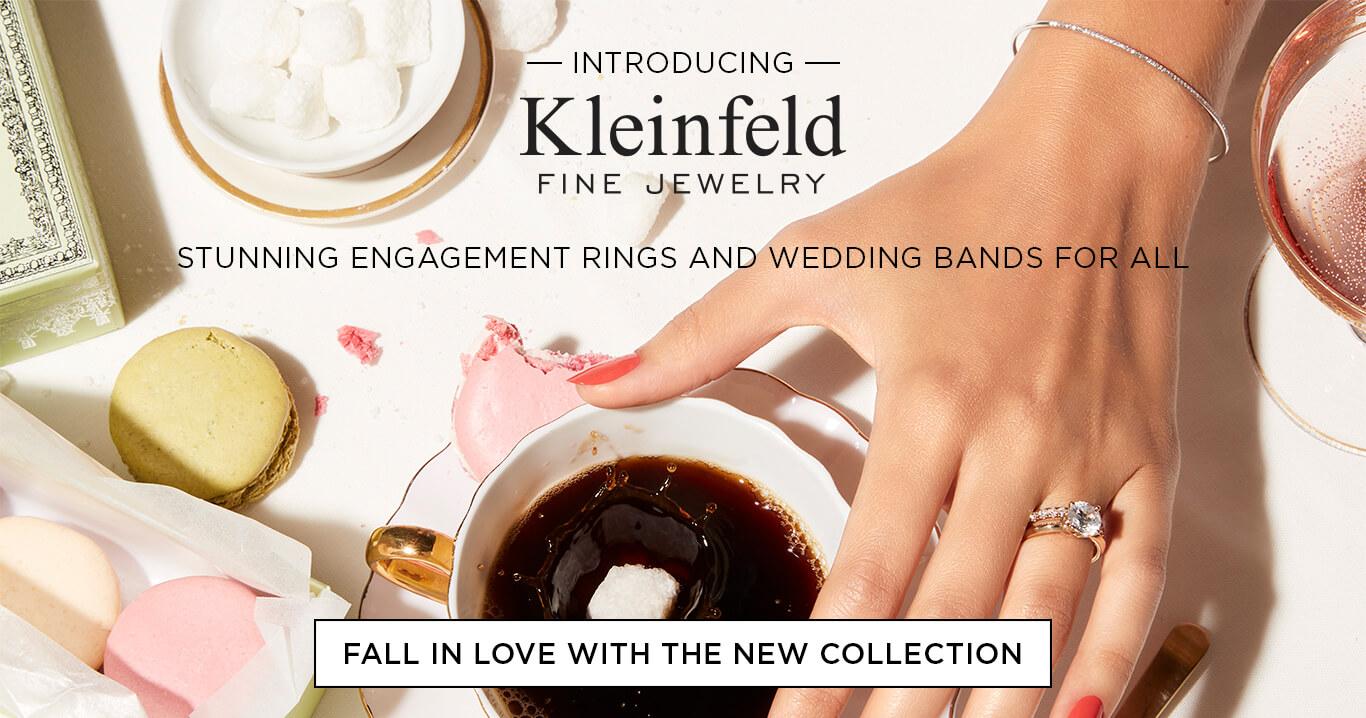 Introducing Kleinfeld Fine Jewelry