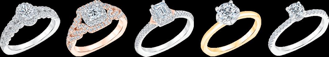 Kleinfeld Fine Jewelry Rings