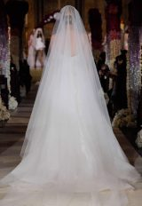 Strapless Sweetheart Ballgown Wedding Dress With Beaded Detail by Reem Acra - Image 2