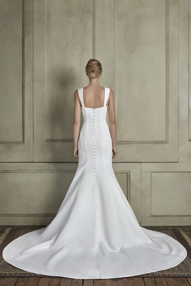 Sleeveless Sweetheat Fit And Flare Wedding Dress by Sareh Nouri - Image 2