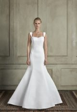 Sleeveless Sweetheat Fit And Flare Wedding Dress by Sareh Nouri - Image 1