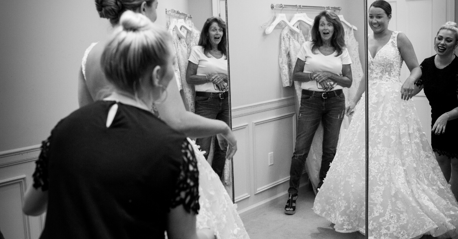 How to Shop for a Wedding Dress as a Tall Bride at Kleinfeld Bridal