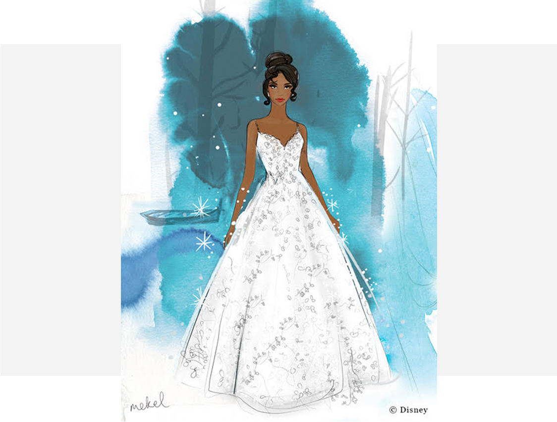 Disney Fairy Tale Weddings Collection Kleinfeld Bridal