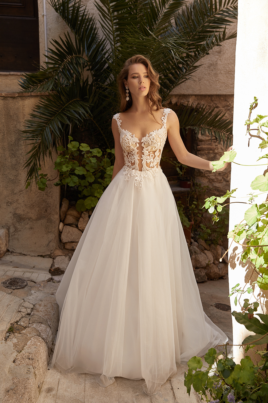 A Line Wedding Dresses Kleinfeld