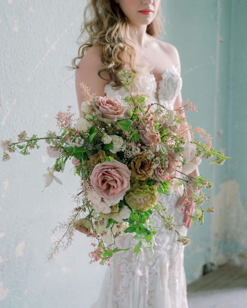 All The Bouquet Inspiration You Need Kleinfeld Bridal