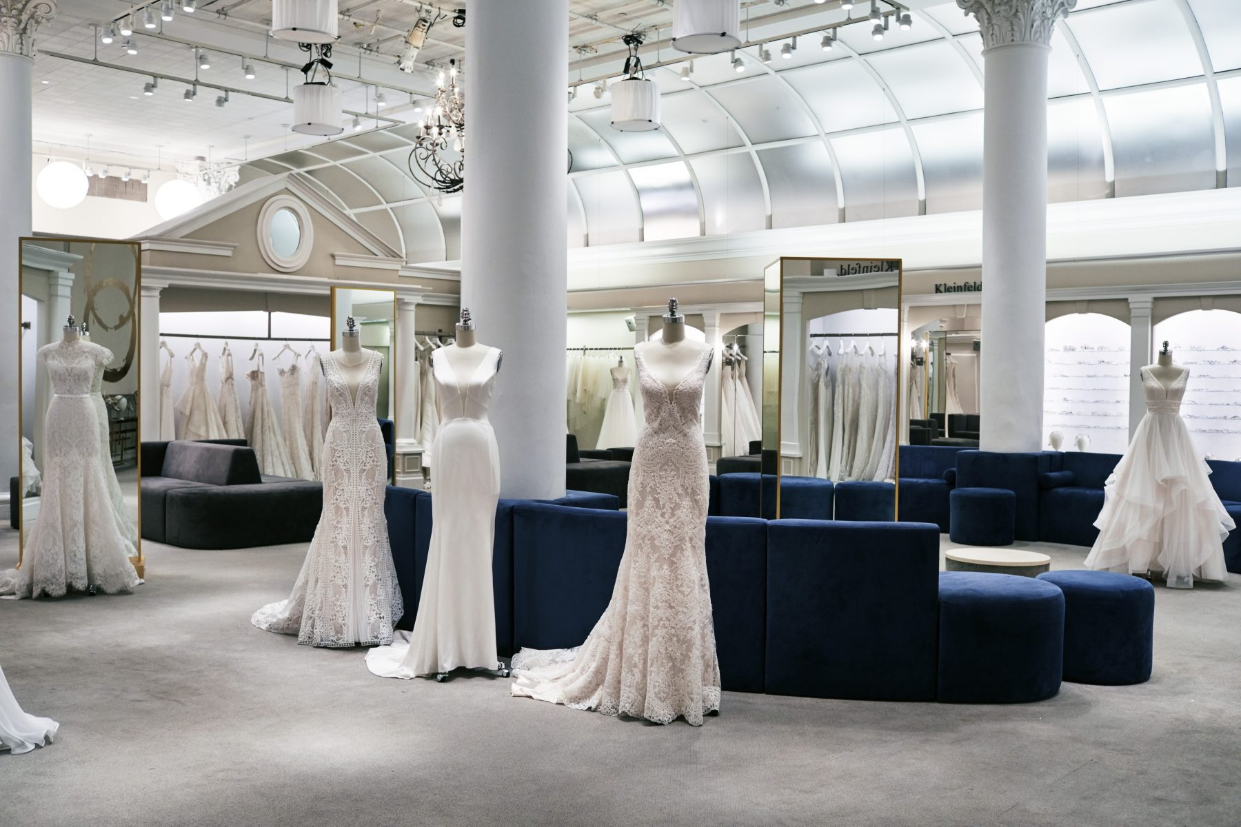 Kleinfeld Bridal The Largest Selection Of Wedding Dresses In The World
