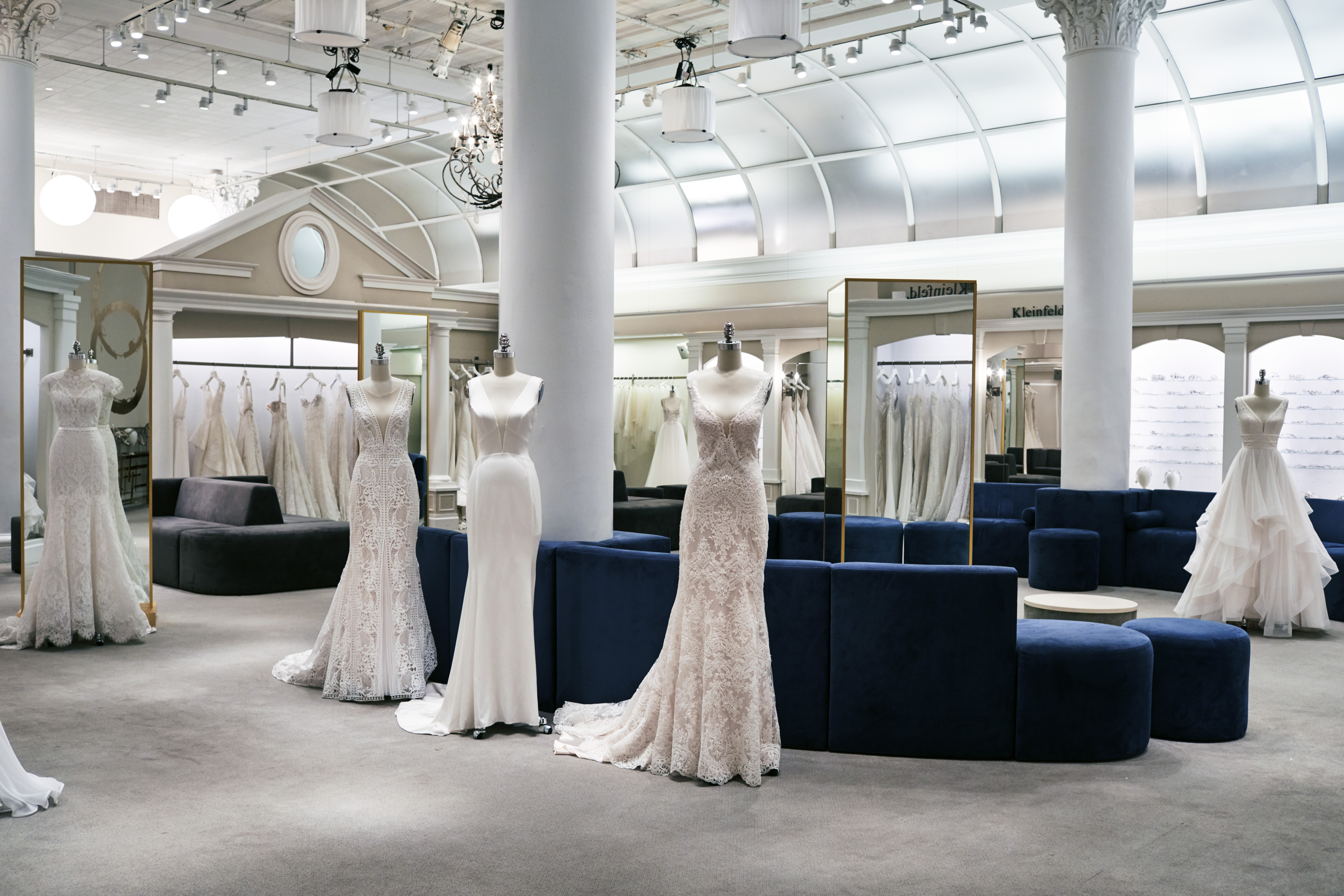Kleinfeld Bridal  The Largest Selection of Wedding Dresses in the