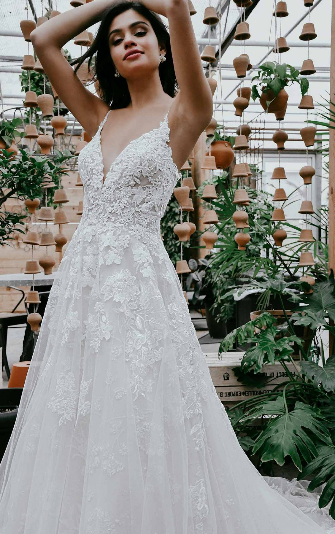 Choosing the right wedding dress is more than just trying on